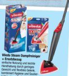 Dampfreiniger Steam von Vileda