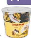 Kaffeebeigabe von Toblerone