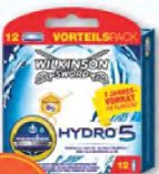 Hydro Silk Klingen von Wilkinson Sword
