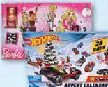 Adventskalender Barbie von Mattel