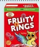 Fruity Rings von Happy Harvest