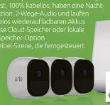 HD-Kamera-Sicherheitssystem Arlo Pro 2 VMS4330P von Netgear