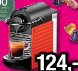 Nespresso Kapselmaschine XN3045 Pixie Electric Red von Krups