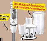Stabmixer-Set MQ 5035 von Braun