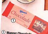 Chocolade von Manner