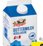 Fruchtbuttermilch von Alpengut