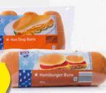 Hamburgerbrötchen von Taste of America