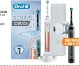 Oral-B Elektrische Zahnbürste Genius 10900 von Braun