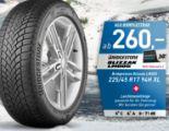 Winterreifen Blizzak LM005 von Bridgestone