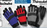 Winter-Multifunktionshandschuhe von Kraft Werkzeuge