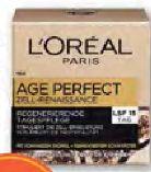 Age Perfect Zell-Renaissance Tagespflege von L'Oréal Paris