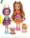 Enchatimals Puppe von Mattel