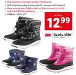 Kinder Winterstiefel von Pepperts!