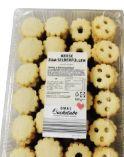 Kekse zum Selberfüllen von Omas Backstube