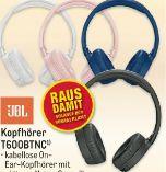 Kopfhörer T600BTNC von JBL