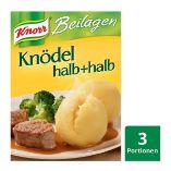 Knödel Halb+Halb von Knorr