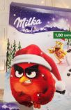 Adventkalender Angry Birds von Milka
