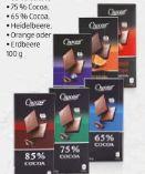 Schokolade Noir von Choceur
