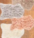 Kunstfell-Teppich von My living style