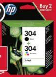 Tintenpatrone 304 von HP