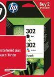 Tintenpatrone 302 von HP