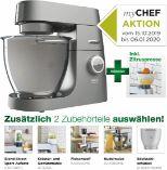 Küchenmaschine Chef XL Titanium KVL8361S von Cremesso