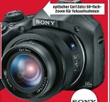 Kompaktkamera DSC-HX400V von Sony