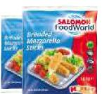 Breaded Mozzarella Sticks von Salomon Food World