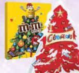 Adventkalender von M&Ms