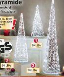 LED-Pyramide von I-Glow