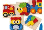 Holzpuzzle von Playtive Junior
