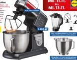 Profi-Küchenmaschine von SilverCrest