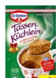 Lebkuchen-Gebäckmühle von Dr. Oetker