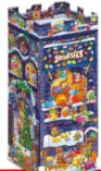 Smarties Adventkalender Burg von Nestlé