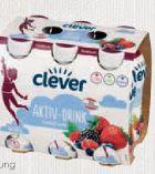 Trinkjoghurt von Clever