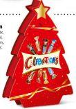 Celebrations Weihnachtsbaum von Mars