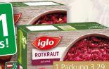 Festtags-Rotkraut Maroni von Iglo