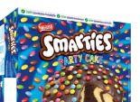 Smarties Kuchen von Nestlé