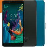 Smartphone K20 von LG