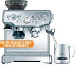 Espresso-Siebträgerautomat von Sage