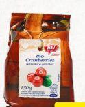 Bio-Cranberries von ja!natürlich