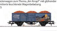 Offener Güterwagen Lavawagen von Märklin