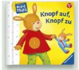 Mini Steps-Knopf auf-Knopf zu von Ravensburger