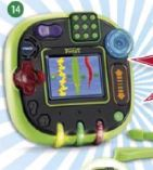 Innovative Spielkonsol