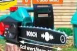 Elektro-Kettensäge AKE 35S von Bosch