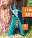 Akku-Gartenschere EasyPrune von Bosch