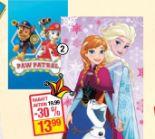 Kinder-Fleecedecke Frozen von Disney Frozen