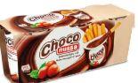Gebäcksticks von Choco Nussa