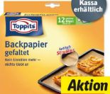 Backpapier von Toppits