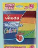 Mikrofaser-Tücher von Vileda